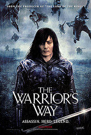 The Warrior&#039;s Way Poster