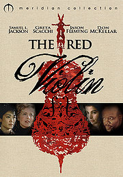 The Red Violin (Le violon rouge) film poster