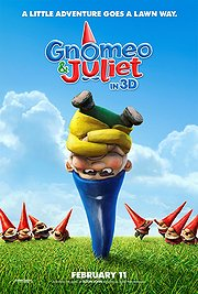 Gnomeo &amp; Juliet Poster