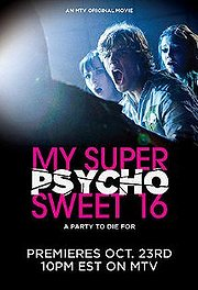 My Super Psycho Sweet 16