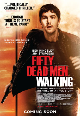 50 Dead Men Walking Review | Movie - Empire
