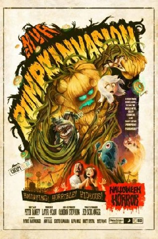 Monsters Vs. Aliens: Mutant Pumpkins From Outer Space