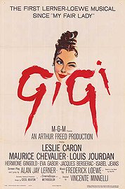 Gigi Poster