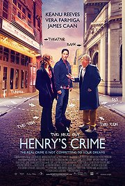 Henry&#039;s Crime Poster