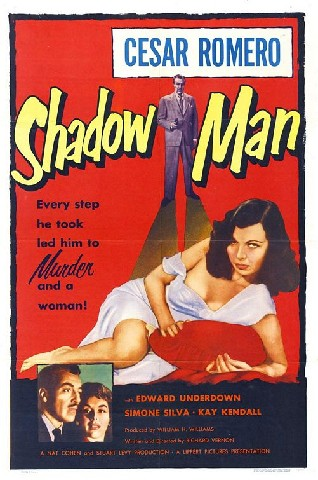 The Shadow Man (Street of Shadows)