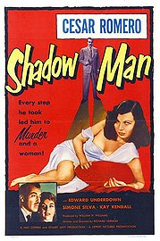 The Shadow Man (Street of Shadows) (1953)