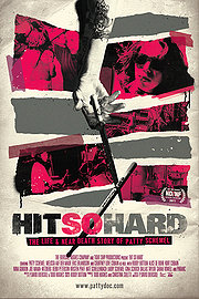 Hit So Hard Poster