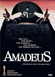 Amadeus Poster