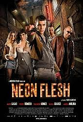 Neon Flesh Poster