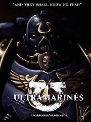 Ultramarines: A Warhammer 40,000 Movie Poster