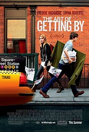 The Art of Getting By poster Freddie Highmore George Zinavoy
