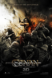 Critics Consensus: Conan the Barbarian is a Bloody Mess