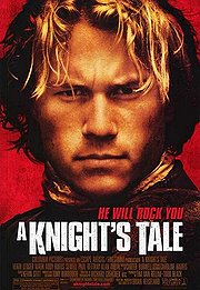 A Knight&#039;s Tale Poster