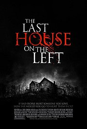 The Last House on the Left film poster