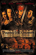 Pirates of the Caribbean: The Curse of the Black Pearl poster &amp; wallpaper