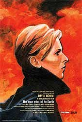 The Man Who Fell to Earth Poster