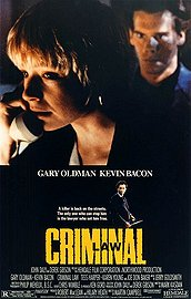 Criminal Law Poster