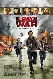 Movie Review 5 Days of War