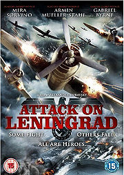 Attack on Leningrad Poster