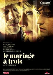 Le mariage  trois (The Three-Way Wedding)