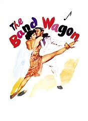 The Band Wagon poster Fred Astaire Tony Hunter