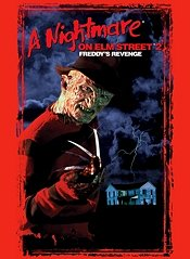 A Nightmare on Elm Street Part 2: Freddy's Revenge Poster