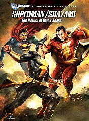 DC Showcase: Superman/Shazam!: The Return of Black Adam Poster