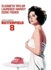 BUtterfield 8 Poster