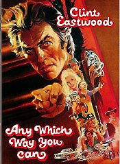 Any Which Way You Can Poster