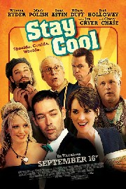 Stay Cool poster Winona Ryder Scarlet Smith
