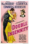 Double Indemnity poster & wallpaper