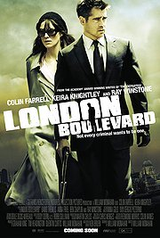 London Boulevard Poster