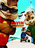 Alvin and the Chipmunks: Chipwrecked poster &amp; wallpaper
