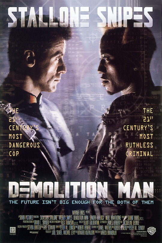 Poster del film Demolition Man