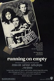 Running on Empty Poster