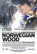 Norwegian Wood poster & wallpaper