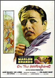 On the Waterfront Poster