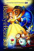 Beauty and the Beast poster & wallpaper
