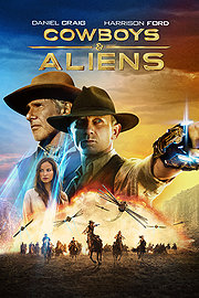 Cowboys &amp; Aliens Poster