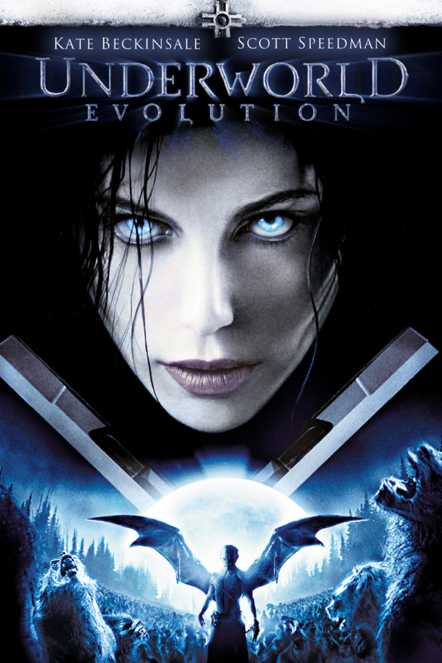 Poster del film Underworld: Evolution