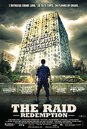 The Raid: Redemption (2012) English [HD] ACTION