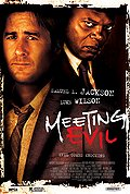 Meeting Evil poster &amp; wallpaper