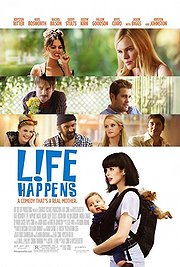 L!fe Happens Poster