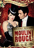 Moulin Rouge! poster & wallpaper
