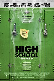 High School Poster