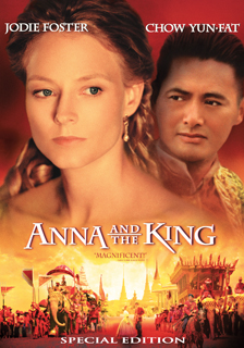 Poster del film Anna and the king