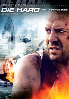 Die Hard 3: With a Vengeance Cover