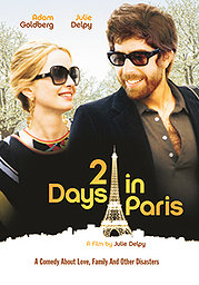 2 Days in Paris poster Julie Delpy Marion