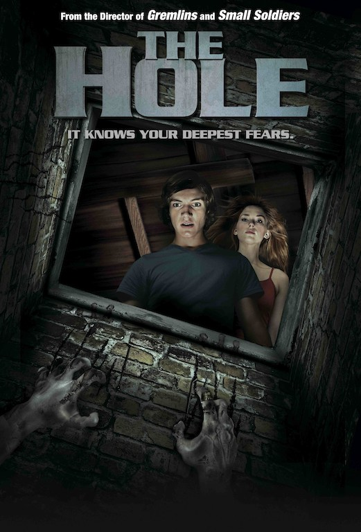 Poster del film The Hole in 3D