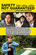 Safety Not Guaranteed poster & wallpaper